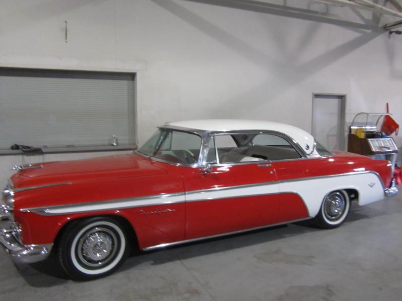 1955 Desoto Fireflite 005 D Amp B Motors Great Bend Ks