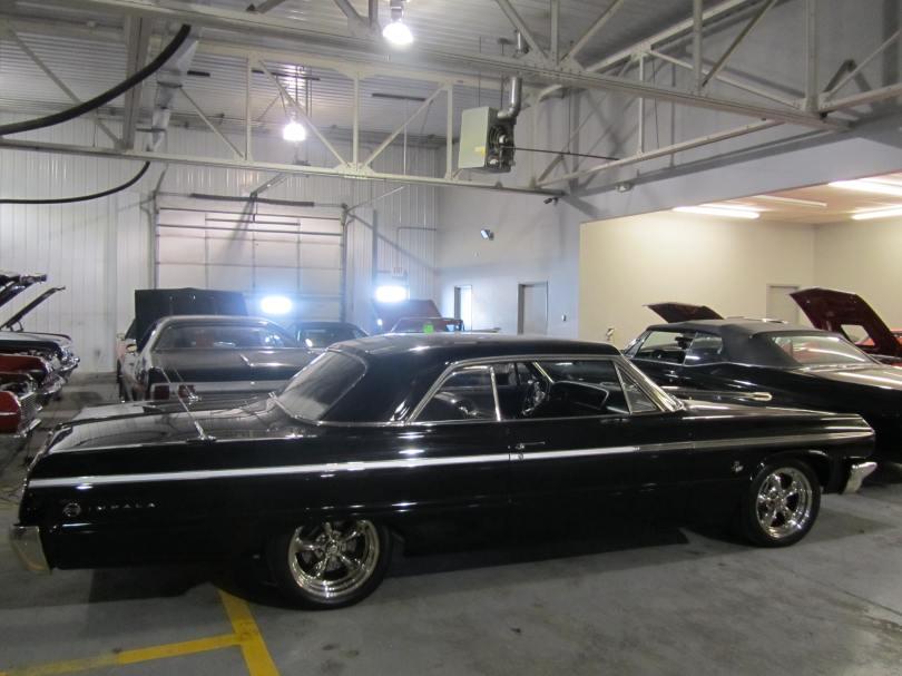 1964 chevy impala 005 db motors great bend ks 1964 chevy impala 005 publicscrutiny Choice Image
