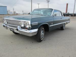 1964 Black Impala 001