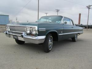 1964 Black Impala 002