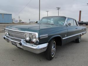 1964 Black Impala 003