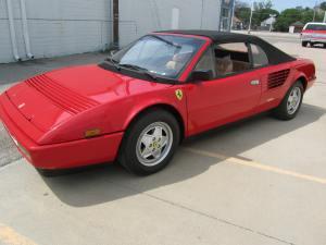 1986 Ferrari Mondial Convertible 002