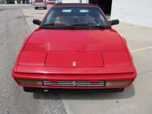 1986 Ferrari Mondial Convertible 003