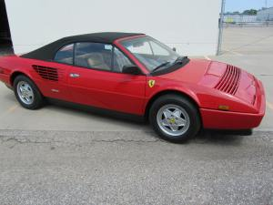 1986 Ferrari Mondial Convertible 004
