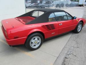 1986 Ferrari Mondial Convertible 005