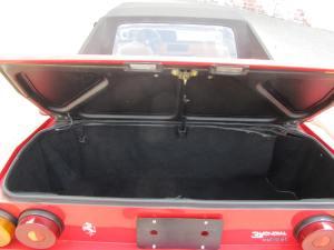 1986 Ferrari Mondial Convertible 007