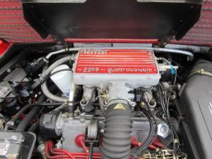 1986 Ferrari Mondial Convertible 008