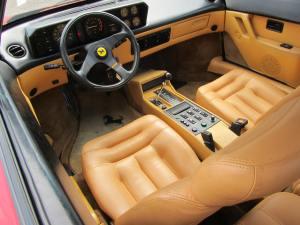 1986 Ferrari Mondial Convertible 009