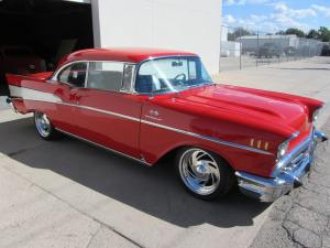 1957 Chevrolet Bel Air Custom 2 Door Hardtop 004