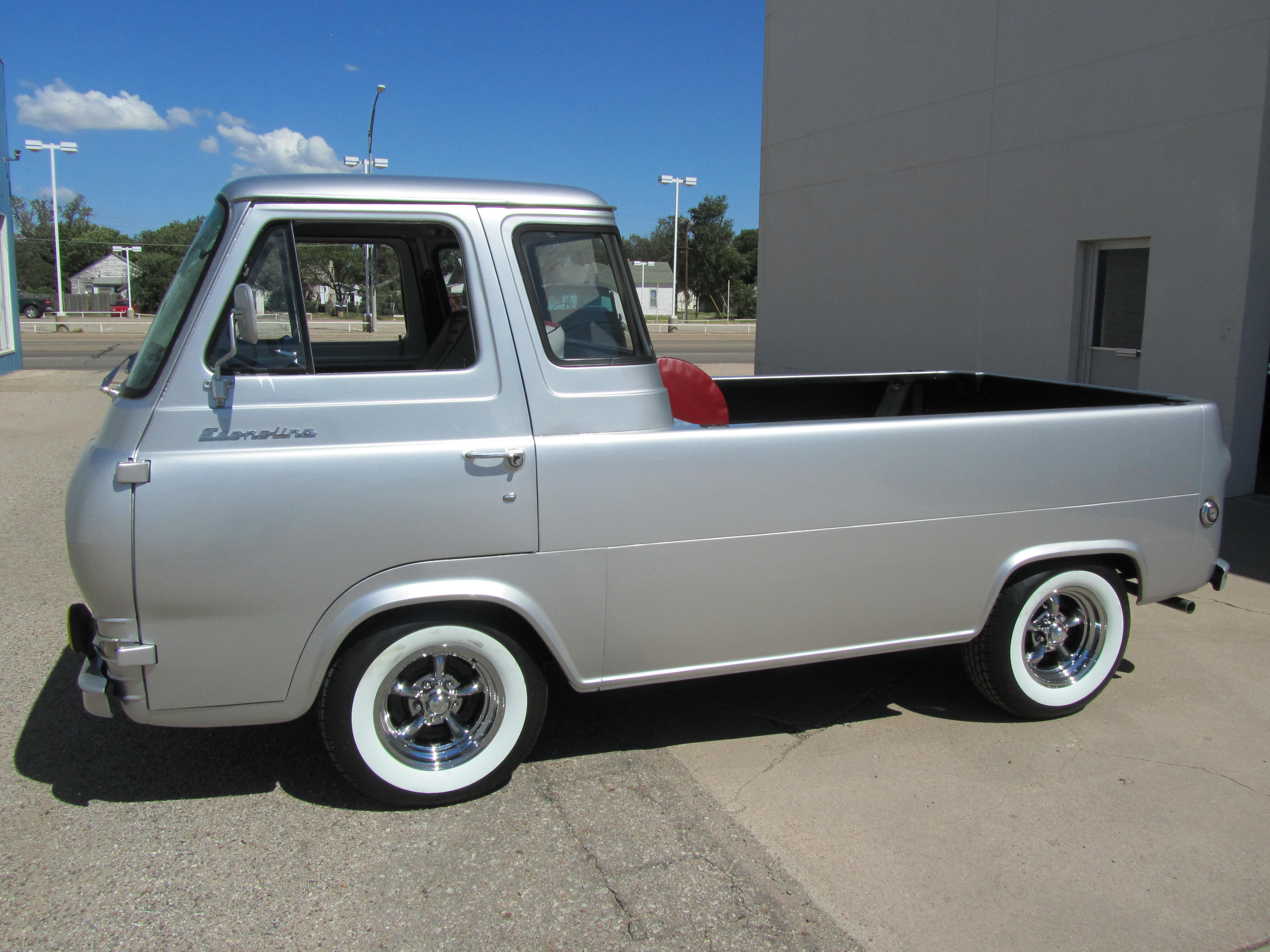 Ford Econoline Pickup 001 Full Size 4320 X 3240