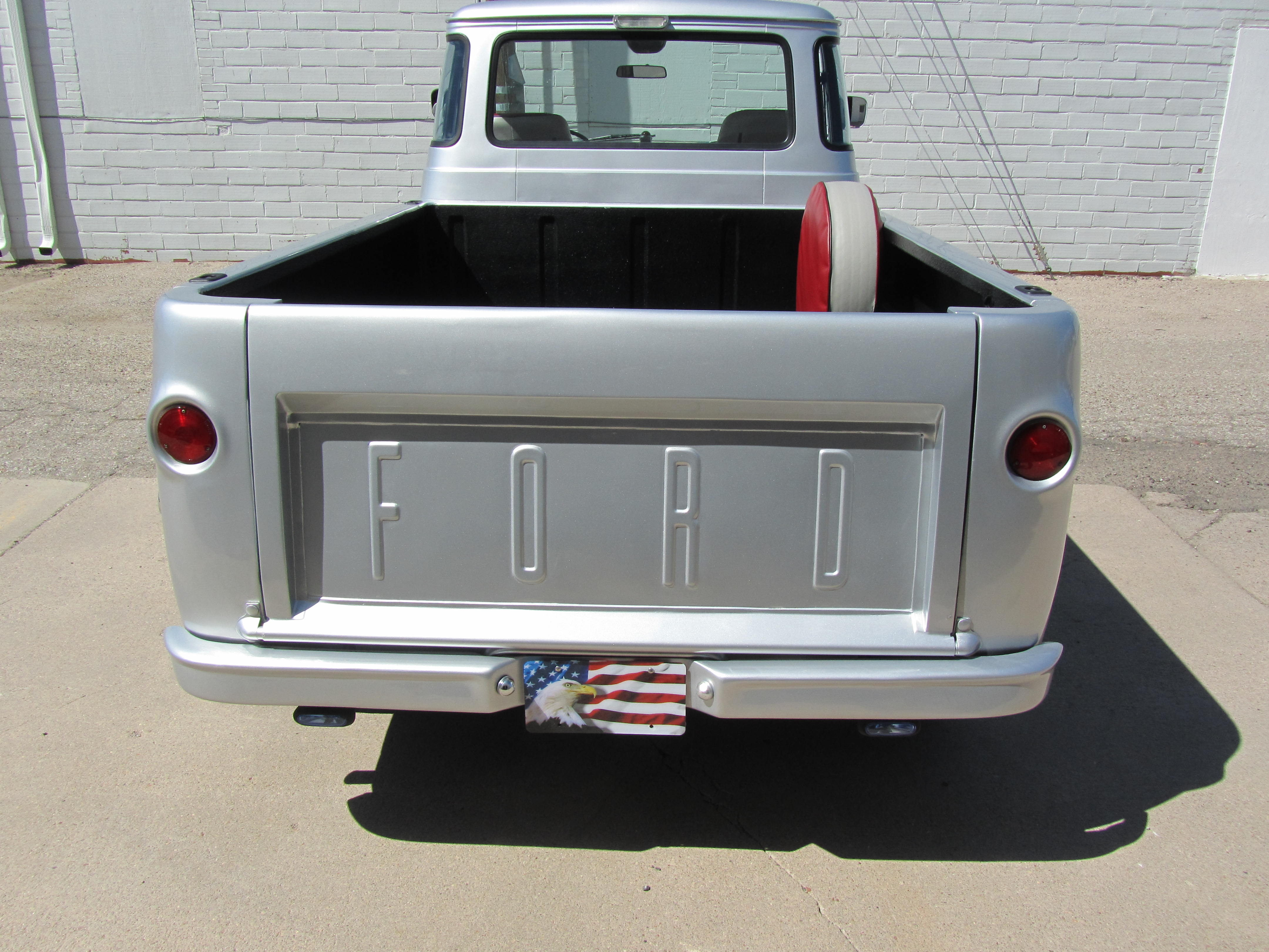 1961 Ford Econoline Pickup 006 Db Motors Great Bend Ks Truck Full Size 4320 3240
