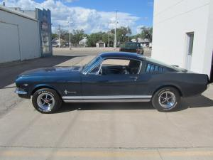 1965 Ford Mustang Fastback 001