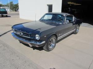 1965 Ford Mustang Fastback 002