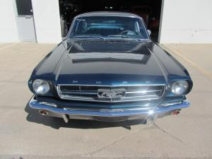 1965 Ford Mustang Fastback 003