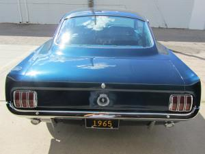 1965 Ford Mustang Fastback 007