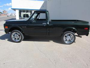 1972 Chevy K10 Pickup 001