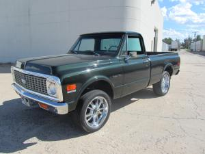 1972 Chevy K10 Pickup 002
