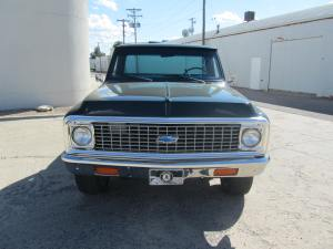 1972 Chevy K10 Pickup 003