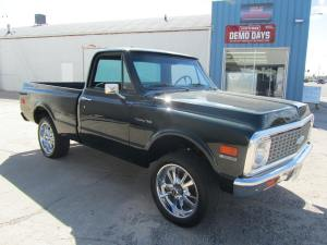 1972 Chevy K10 Pickup 004