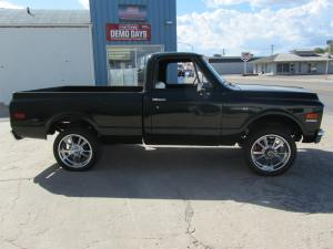 1972 Chevy K10 Pickup 005