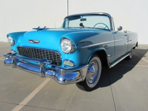 1955 Chevy Convertible 007