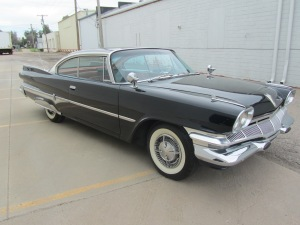 1960 Dodge Dart Typewriter 383 004