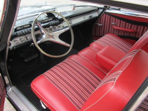 1960 Dodge Dart Typewriter 383 009