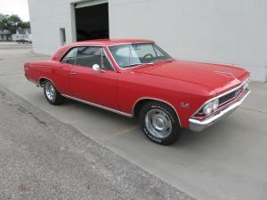 1966 Chevrolet Chevelle 2DR Hardtop 006