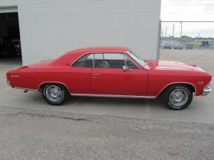 1966 Chevrolet Chevelle 2DR Hardtop 007