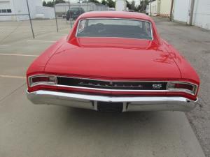1966 Chevrolet Chevelle 2DR Hardtop 009