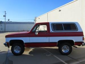 1990 Chevy Blazer 001