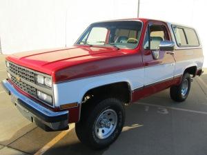 1990 Chevy Blazer 002
