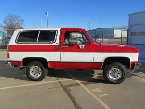 1990 Chevy Blazer 005