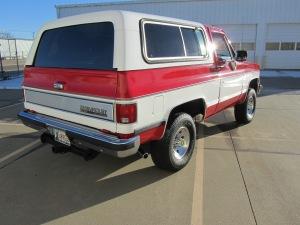 1990 Chevy Blazer 006