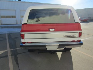 1990 Chevy Blazer 007