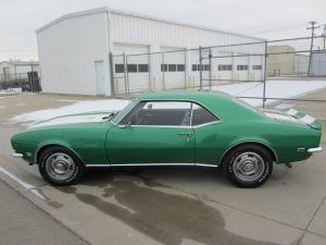 1969 Green Camaro 001