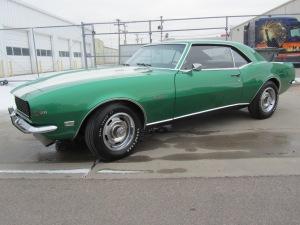 1969 Green Camaro 002