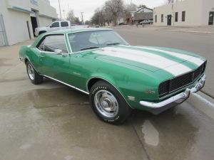 1969 Green Camaro 004