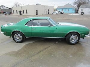 1969 Green Camaro 005