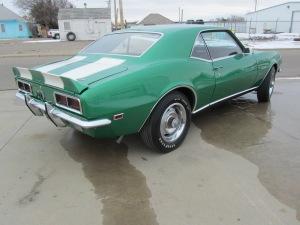 1969 Green Camaro 006