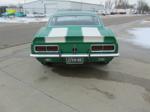 1969 Green Camaro 007