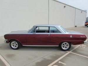 1963 Nova SS 001