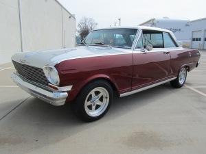 1963 Nova SS 002