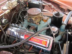 1956 Studebaker engine