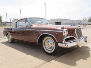 1956 Studebaker front