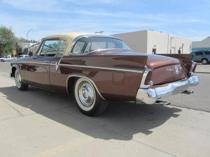 1956 Studebaker rear