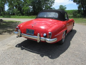 1958 Meredes-Benz 190SL 006