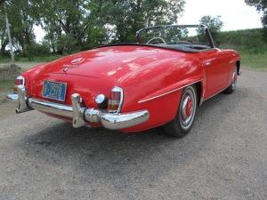 1958 Meredes-Benz 190SL 010