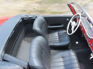 1958 Meredes-Benz 190SL 011