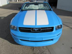 2005 Mustang Convertible 003